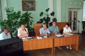 Оренбургские литераторы в библиотеке им Л.Н. Толстого в Севастополе