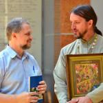 Автор Книги с иереем Николаем Клигуном
