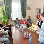 Презентация альманаха ГОСТИНЫЙ ДВОРИК в Областном Доме литераторов