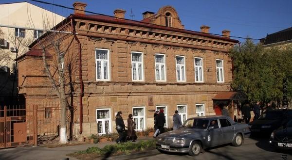 Дом литераторов