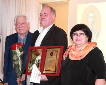 В Оренбурге появились пять новых лауреатов литературной премии имени Рычкова