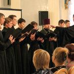 Хор Оренбургской духовной семинарии