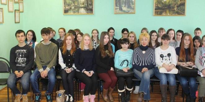 Оренбургские писатели в библиотеке им. А. Гайдара
