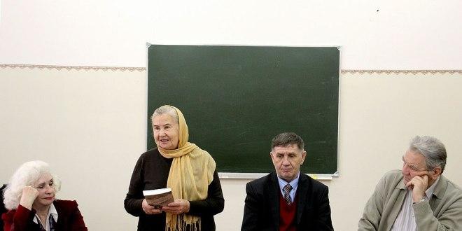 Литературная встреча в ОГПУ
