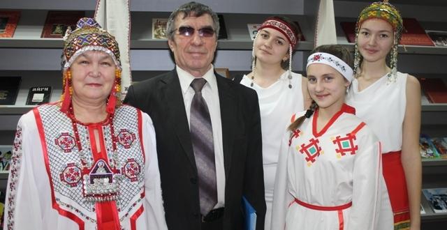 Снегириный свет чувашской поэзии
