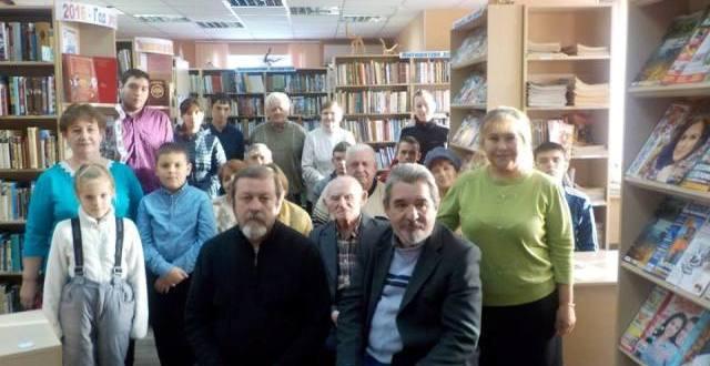 Вера Филиппова о творческой встрече с Вячеславом Моисеевым и Сергеем Бурдыгиным
