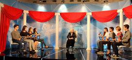 Поэтесса Наталья Кожевникова в программе «После школы»