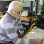 Юрий Полуэктов - выступление в библиотеке слепых