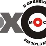 Эхо Москвы в Оренбурге