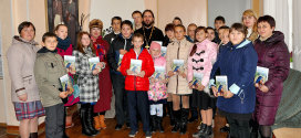 Гости из оренбургской глубинки