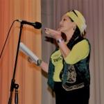 На сцене Каоламкас Битымова