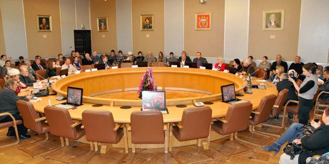 Презентация журнала писателей России