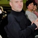Поэт Василий Миронов - после выступления