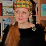 Поэтесса Елена Кубаевская