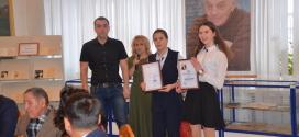 Награждение лауреатов премий XII Международного литературного конкурса имени Н.Ф. Корсунова в Казахстане