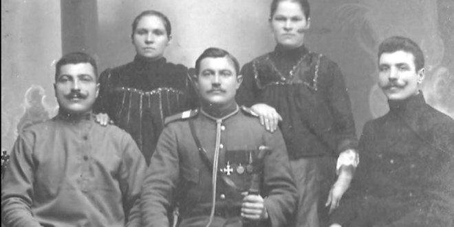 На родине казака и писателя Ивана Веневцева