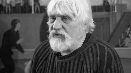 Мини-выставка Юрия Рысухина в Областном Доме литераторов
