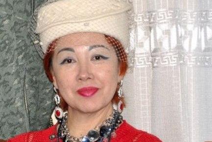 Диана Кан стала лауреатом премии губернатора Оренбургской области «Оренбургская лира»
