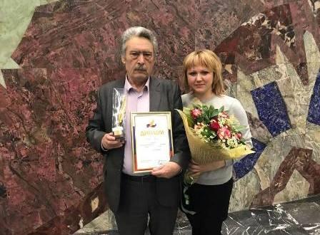 Иван Малов — лауреат премии «Поэт года»