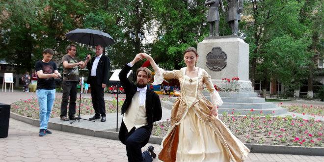 Поэты снова к Пушкину пришли…