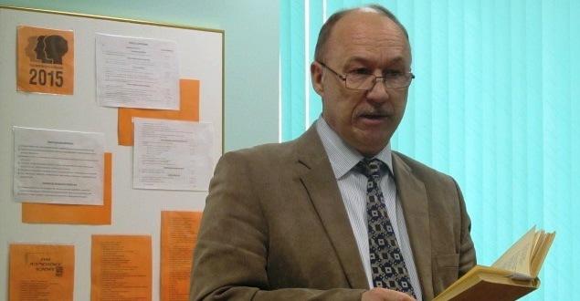 22 июня известному оренбургскому  писателю и журналисту Юрию Мещанинову исполняется 55 лет!
