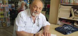 »Я о Родине плачу» — презентация новой книги Рыкова Павла Георгиевича в П-Покровской сельской модельной библиотеке