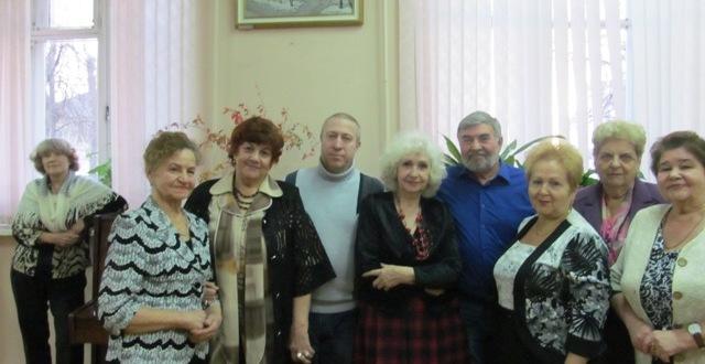 Творческая встреча с поэтессой Натальей Кожевниковой