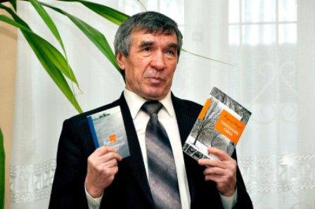 Владимир Петров стал лауреатом Всероссийской литературной премии имени Дмитрия Мамина-Сибиряка