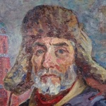Овчинников (автопортрет)