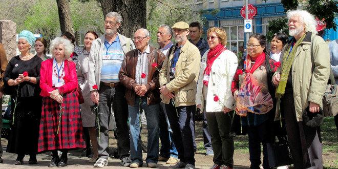 VII Международный фестиваль содружества национальных литератур «Красная гора» завершен