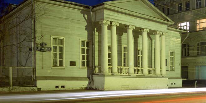 Вячеслав Моисеев — лауреат первой премии литературного фестиваля «Бежин луг»