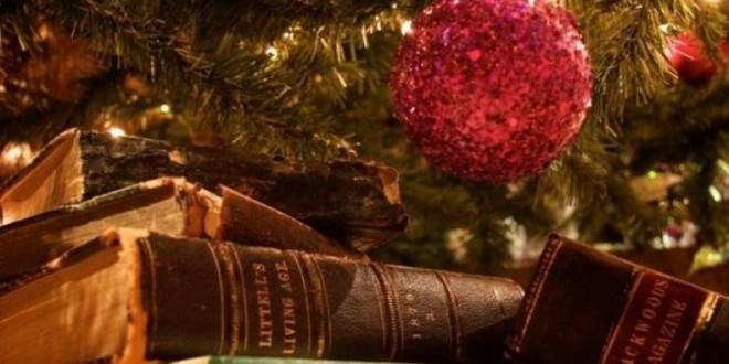 АНОНС. Лекция-презентация Елены Тарасенко «Тема Нового года и Рождества в мировой литературе»