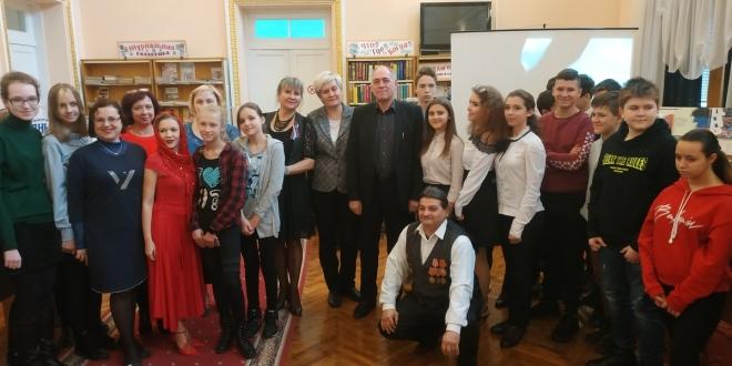 Делегация деятелей культуры из Оренбурга посетила учреждения культуры Донецкой Народной Республики