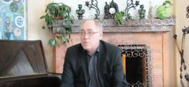 Китайский цикл стихотворений директора Дома литераторов Виталия Молчанова (ВИДЕО)