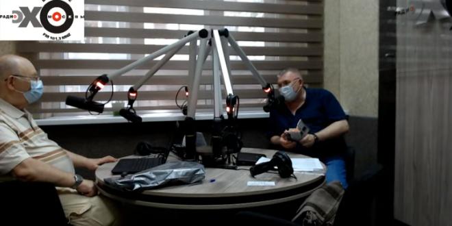 Сергей Салдаев в программе Павла Рыкова «Площадь искусств»