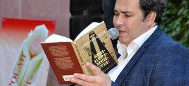 Главред «Литературной Газеты» Максим Замшев презентовал роман «Концертмейстер» в Оренбурге