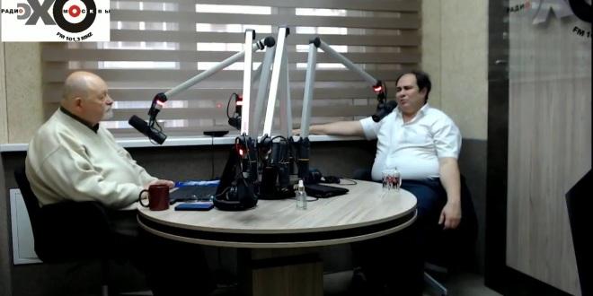 Журналист Павел Рыков побеседовал с главредом «Литературной Газеты» Максимом Замшевым