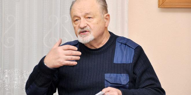 Поздравляем с 75-летием Павла Георгиевича Рыкова!