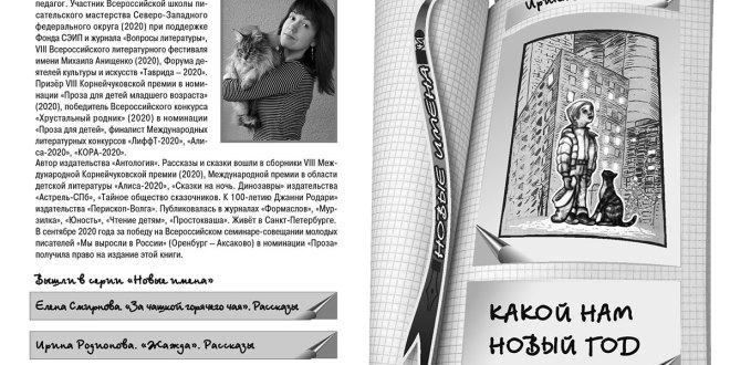Книга Ирины Даниловой «Какой нам Новый год»