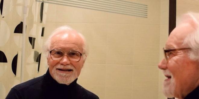 Видеопоэзия. Юрий Полуэктов читает стихотворение «Весеннее»