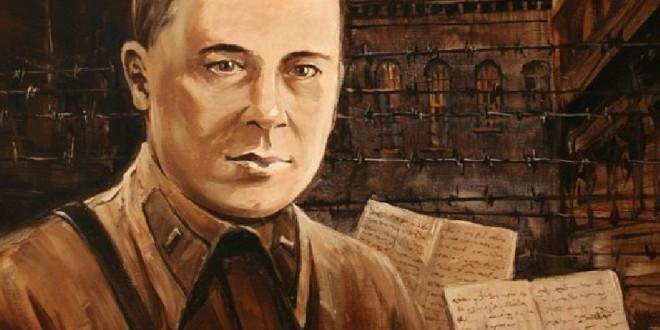 Елизавета Шишкина читает стихотворение Мусы Джалиля