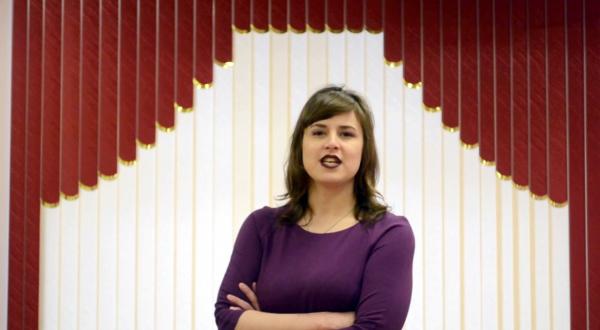 Видеопоэзия. Елизавета Курдикова читает стихи собственного сочинения