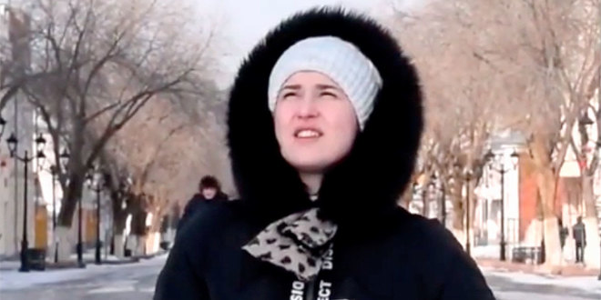 Поэтесса Елизавета Курдикова читает стихотворение «Москва меня, увы, не ждёт…»
