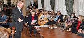 Поэты, писатели, журналисты, барды – на «Созвездии Гагарина»