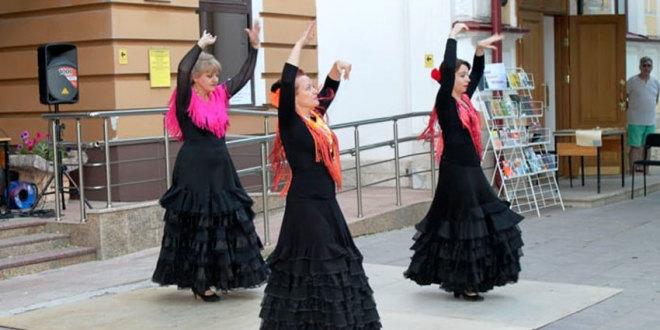 Поэзия в стиле фламенко