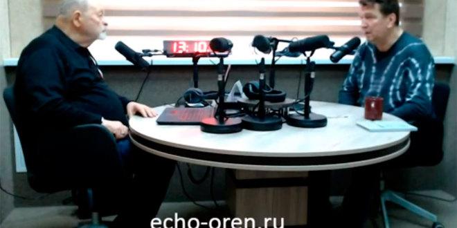 Интервью поэта Алексея Остудина журналисту Павлу Рыкову