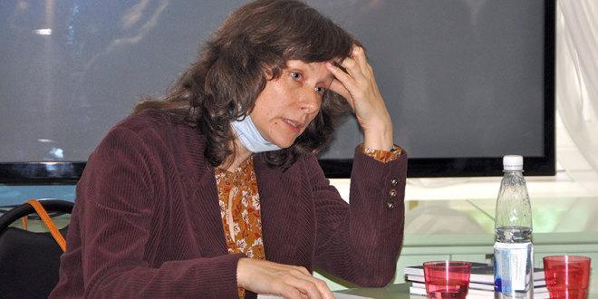 Творческая встреча со Светланой Михеевой (Иркутск)