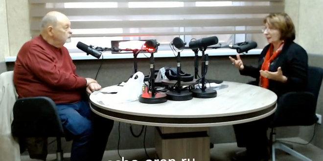 Интервью поэтессы Миясат Муслимовой (Махачкала) журналисту Павлу Рыкову (Оренбург)
